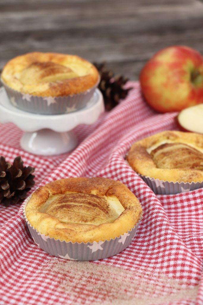 Herbst Rezept Apfeltörtchen
