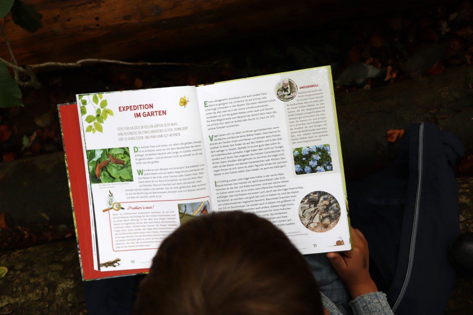 Kinder Sachbuch Tiere Wohlleben