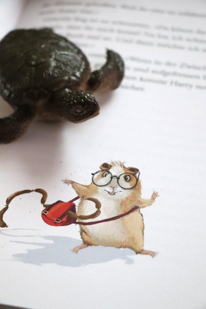 Kinderbuch Empfehlung Tiergeschichte