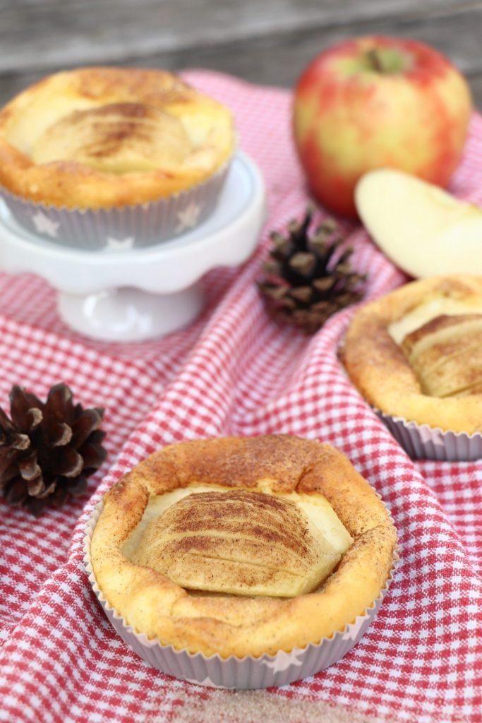 Rezept Apfel-Törtchen