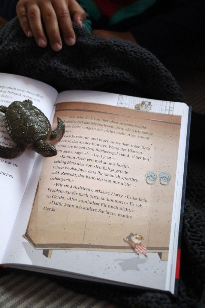 Tiergeschichte für Grundschüler