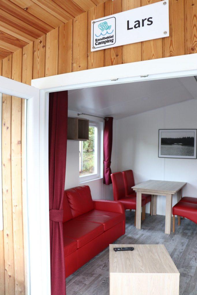 Randbøldal Camping Mobilheim Ausstattung