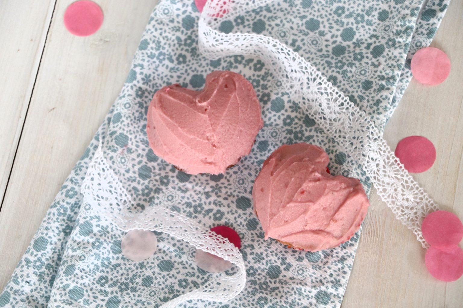 Rezept Herzmuffins