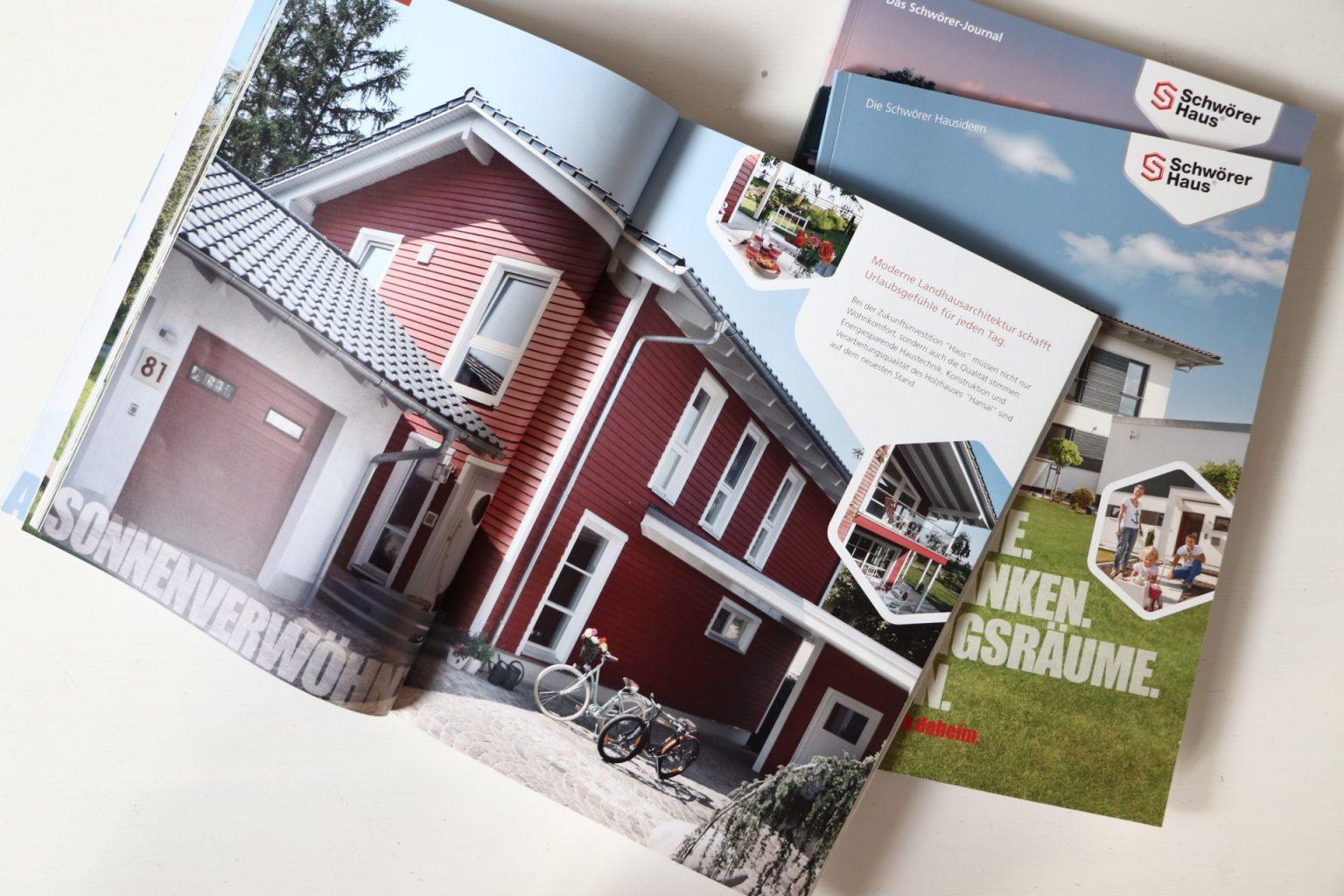 Schwedenhaus bauen Erfahrungen Schwörer