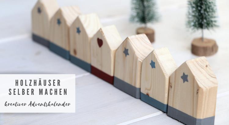 DIY Holzhäuser selber machen