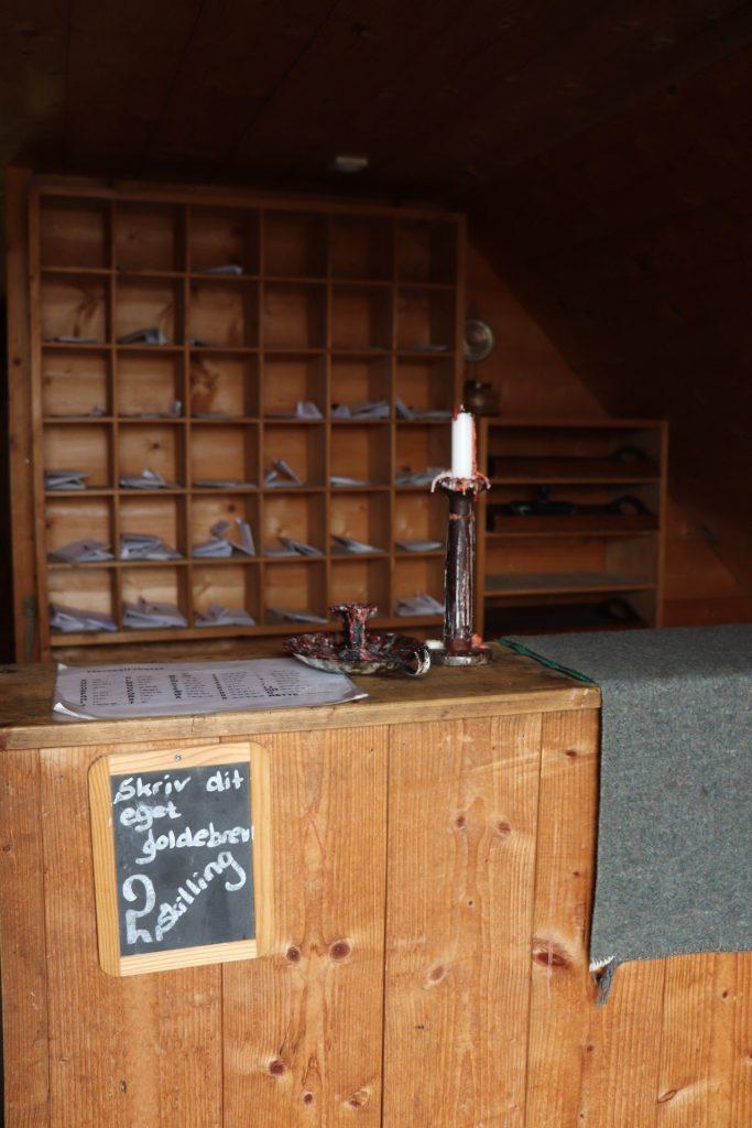 Historiecenter Dybbøl Banke mit Kindern