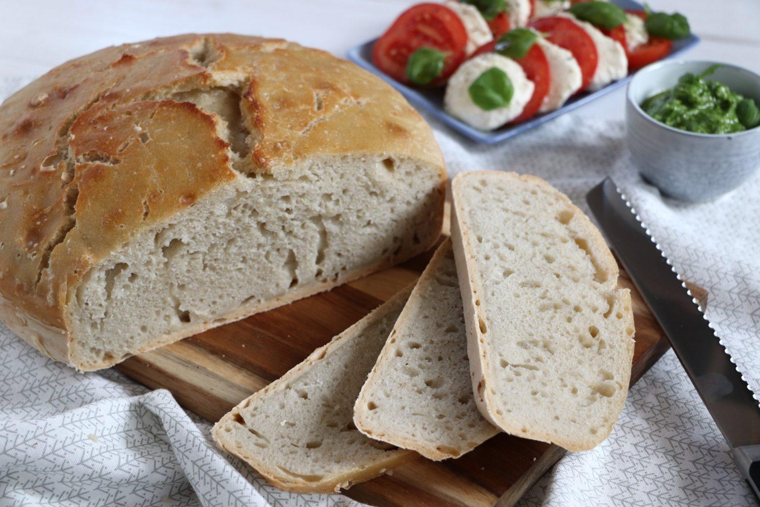 Brot Rezept einfach