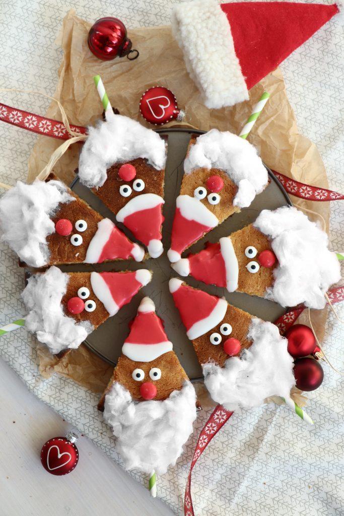 Rezept Weihnachtsmann-Kuchen