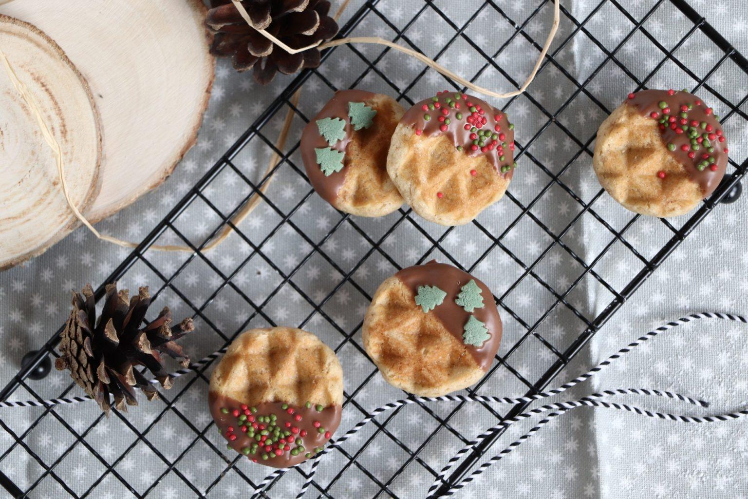 Waffel-Kekse Rezept