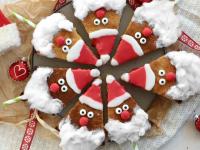 Rezept: Weihnachtsmann-Kuchen backen zum Nikolaus