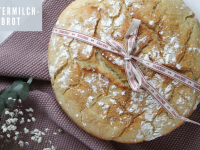 Rezept: Buttermilchbrot backen