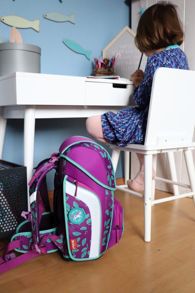 Einschulung Vorfreude Schulranzen kaufen