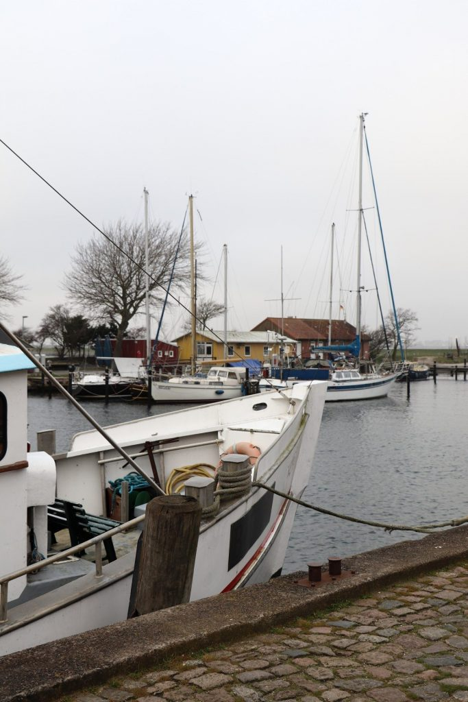 Fehmarn Orth Hafen