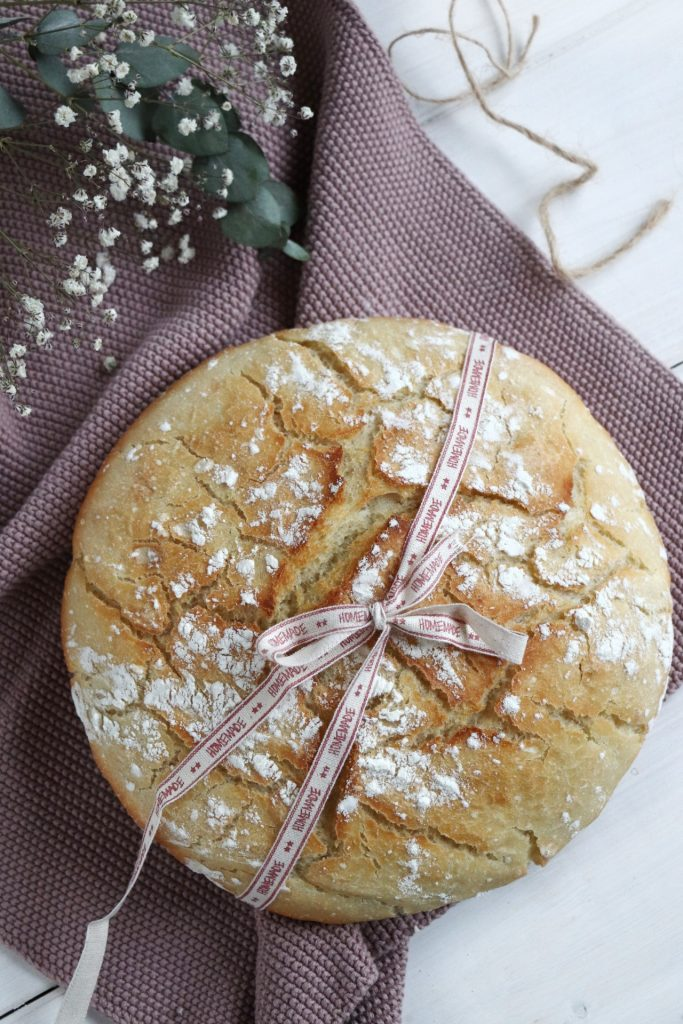 Rezept Buttermilchbrot backen