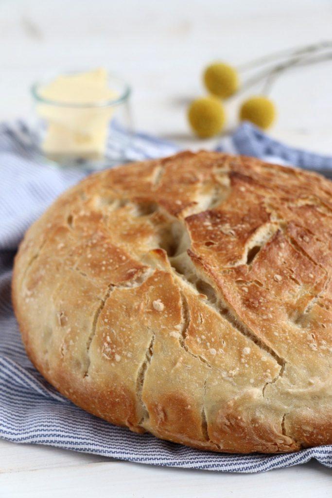 Rezept helles Brot
