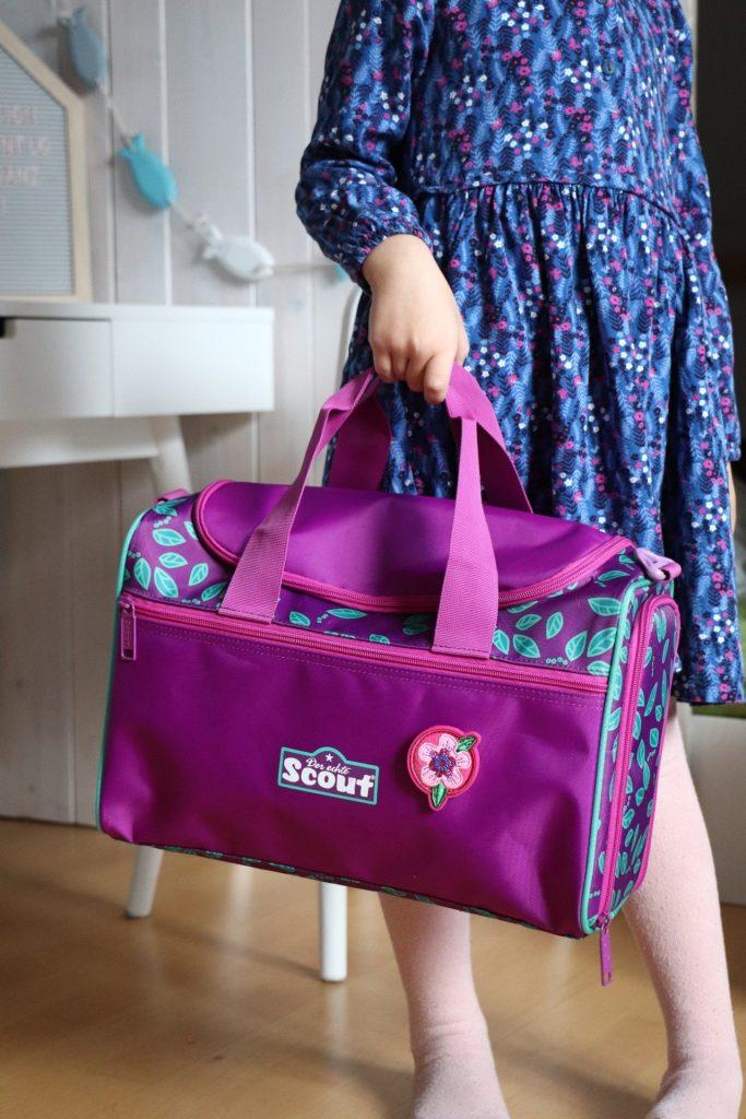 Schulranzen-Set Scout Sporttasche