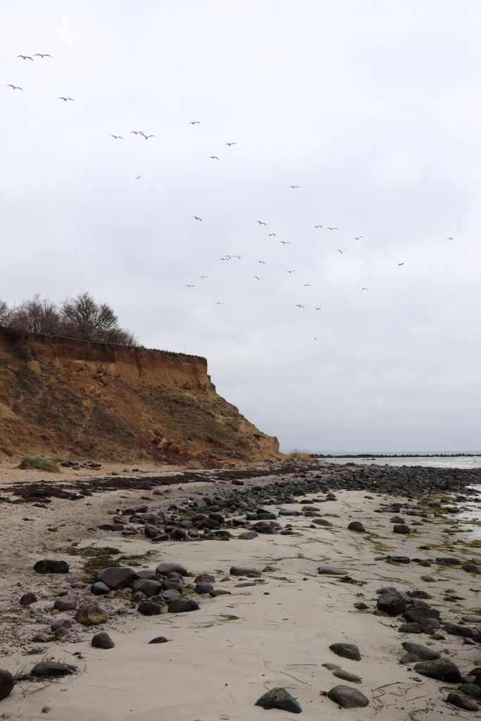 Wulfen Strand Fehmarn