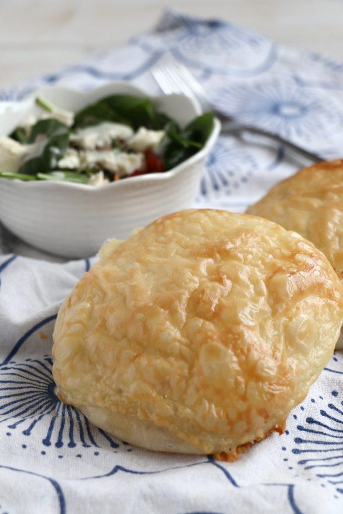 fluffige Käsebrötchen