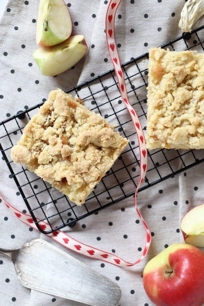 Apfelkuchen Blech Rezept