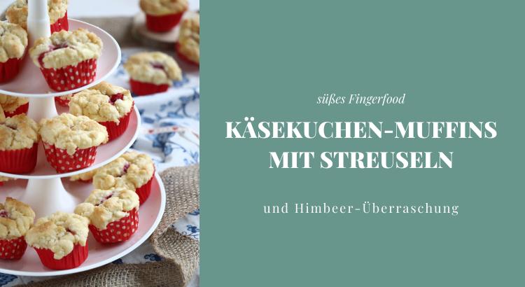 Käsekuchen-Muffins Rezept