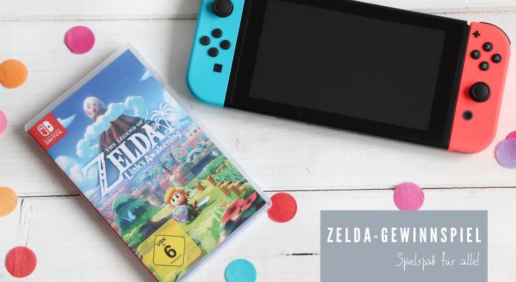 Zelda Gewinnspiel