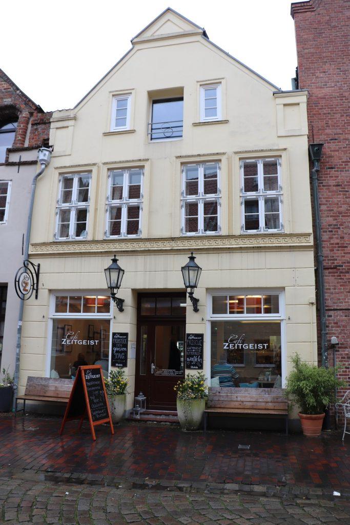 Cafes Lüneburg Zeitgeist