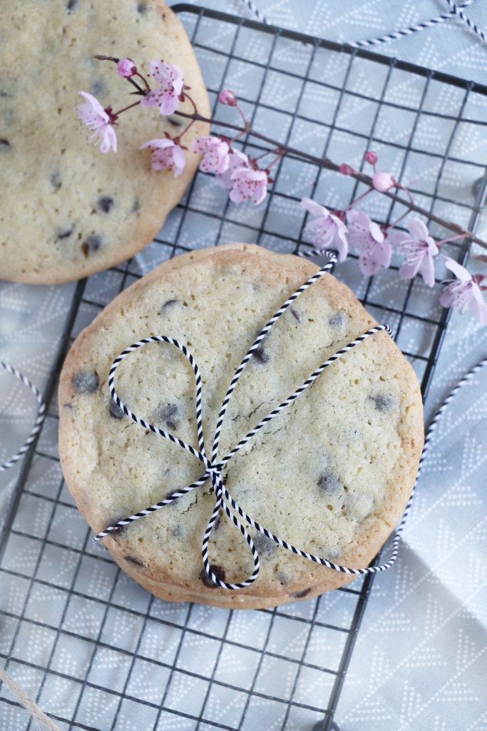 Chocolate Chip Cookies backen Rezept