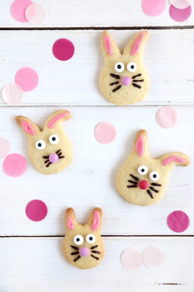 Kekse Ostern Hasen-Kekse