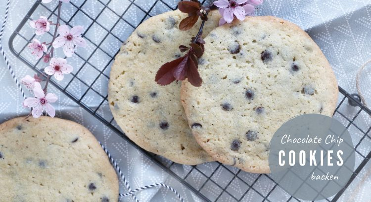 Rezept Chocolate Chip Cookies backen
