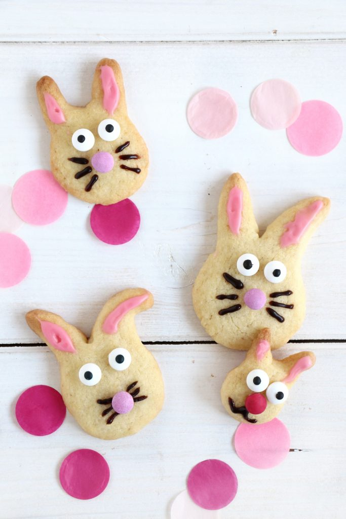 Rezept Hasen-Kekse Ostern