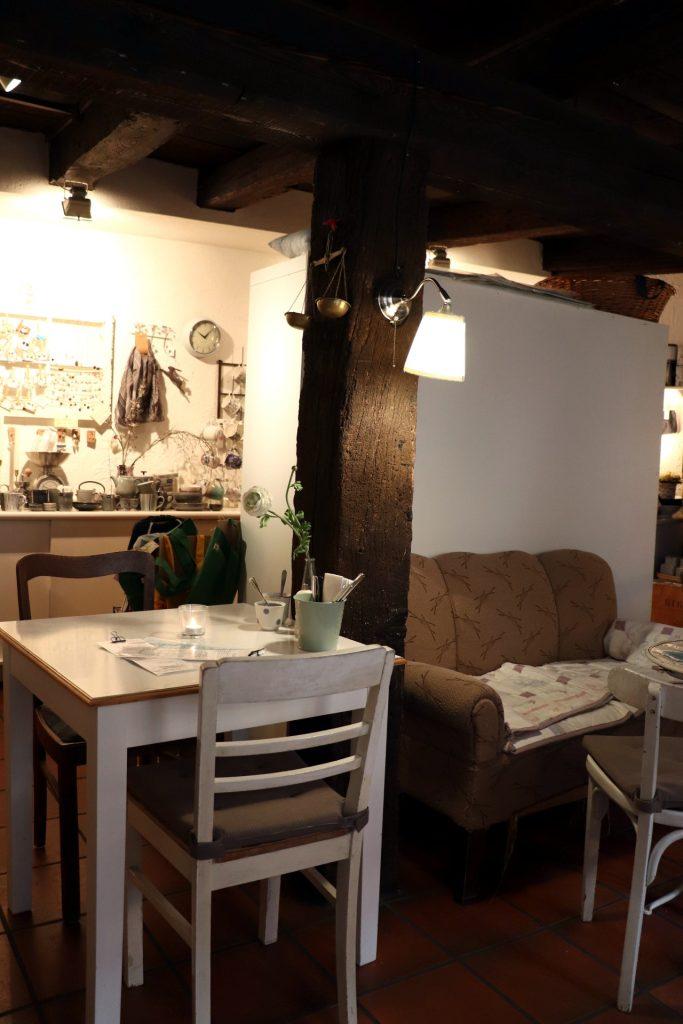 schöne Cafes Lüneburg