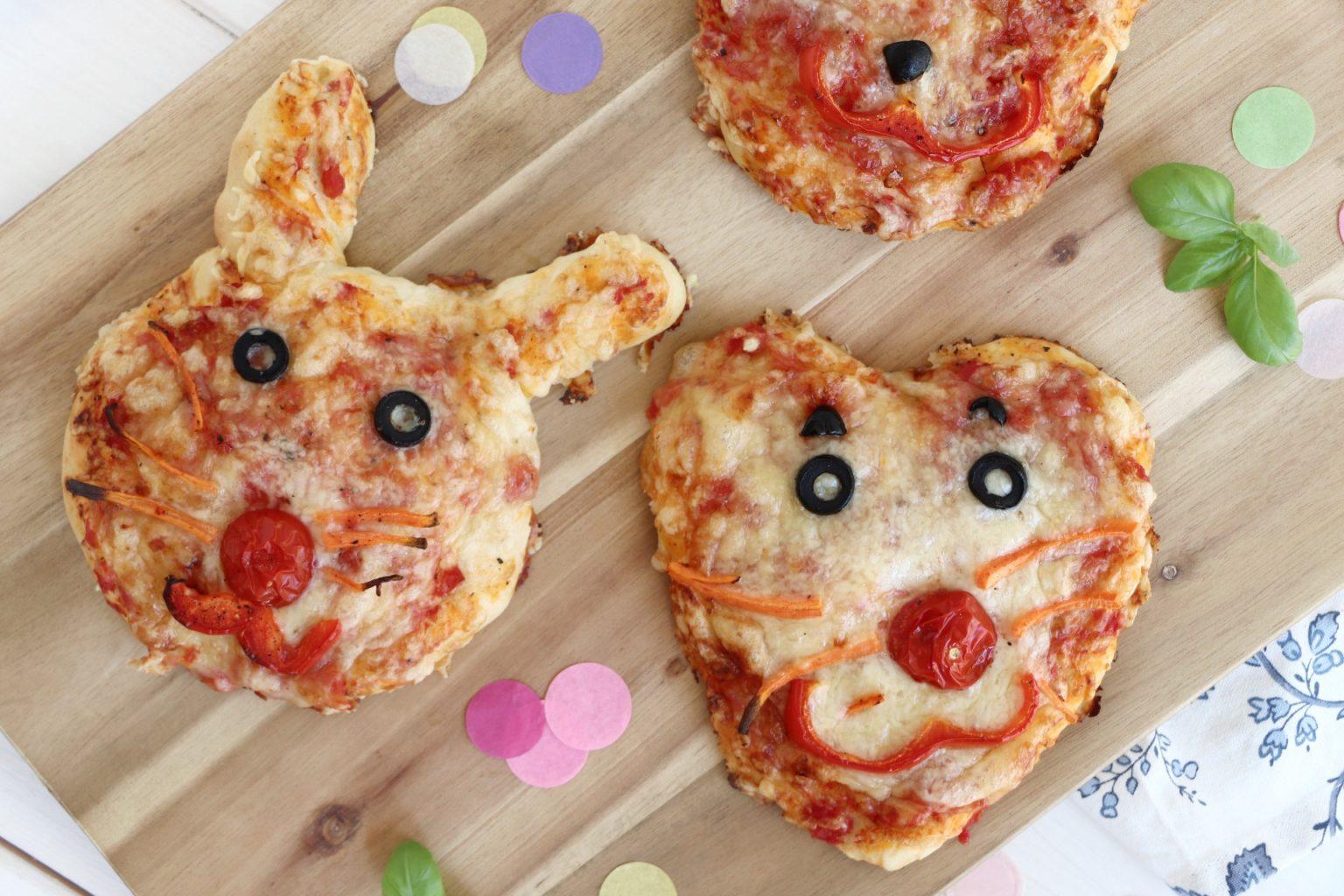 Kindergeburtstag Essen Pizza