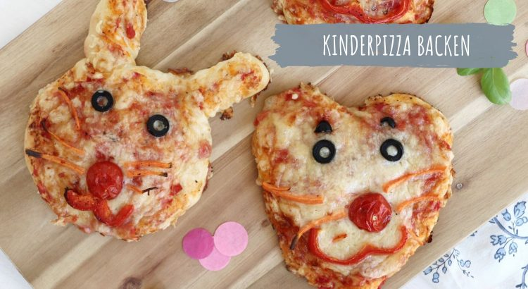 Rezept Kinderpizza