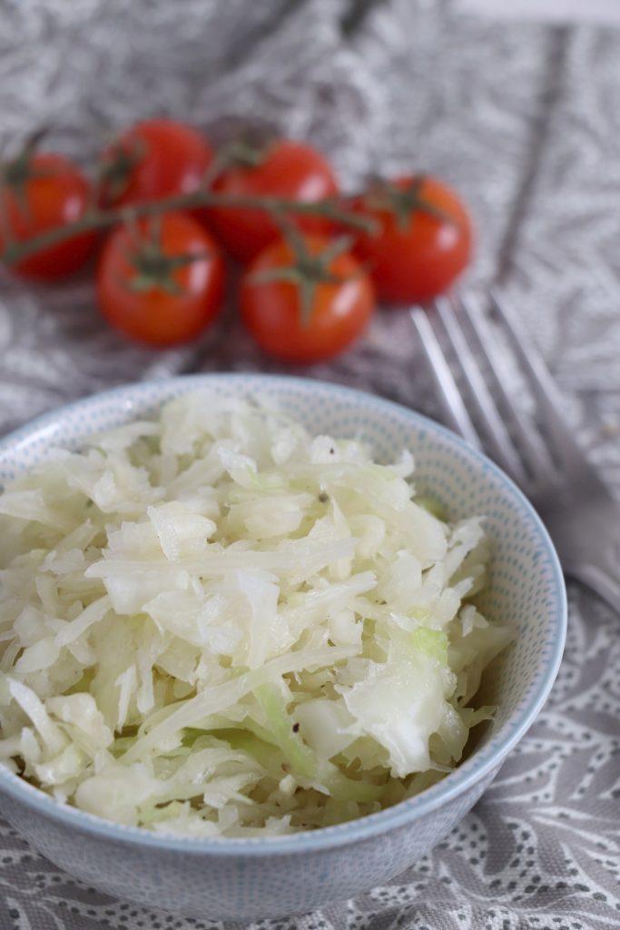 Rezept Krautsalat selber machen