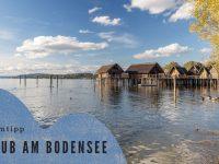 Radurlaub am Bodensee: Unsere neuen Sommerpläne