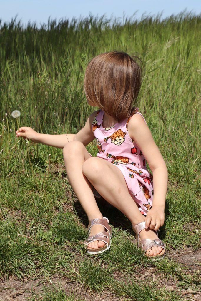 Kindersandalen Mädchen
