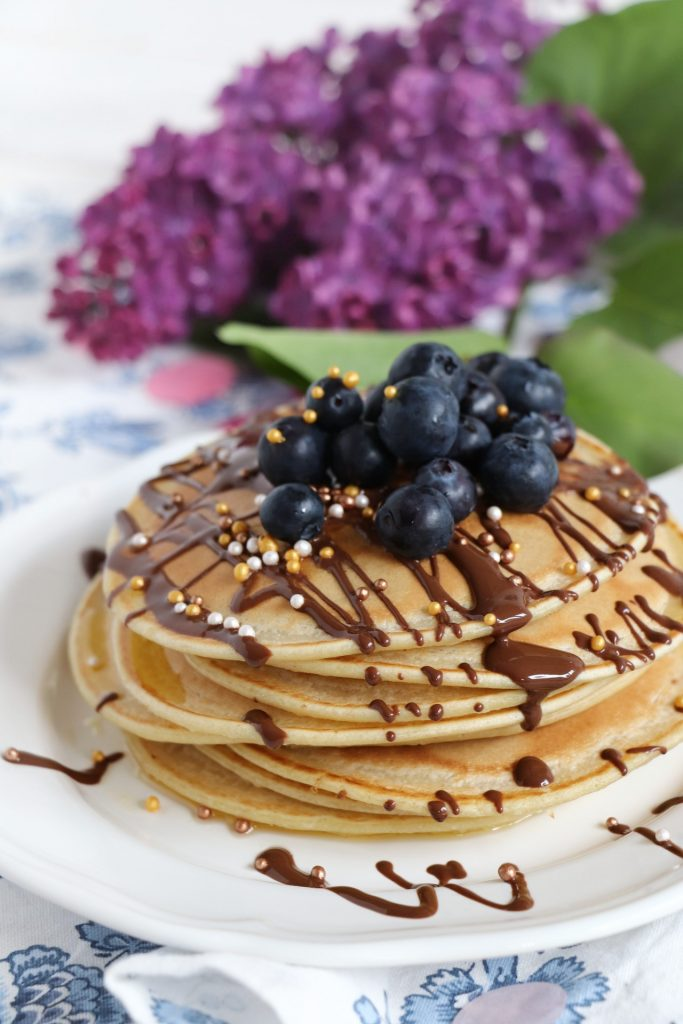 Pancakes Rezept amerikanisch