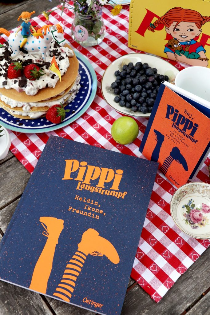 Pippi Langstrumpf Coffee Table Book