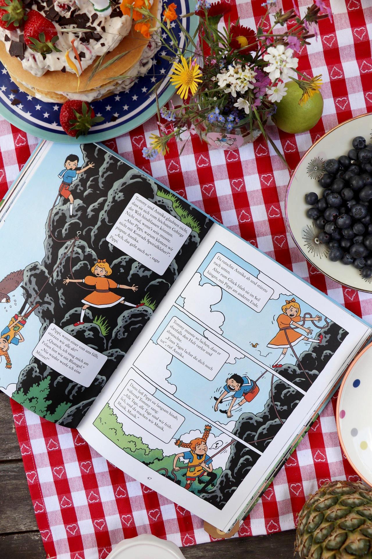 Pippi Langstrumpf Comic