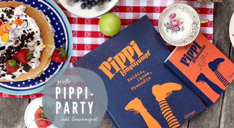 Pippi Langstrumpf Party