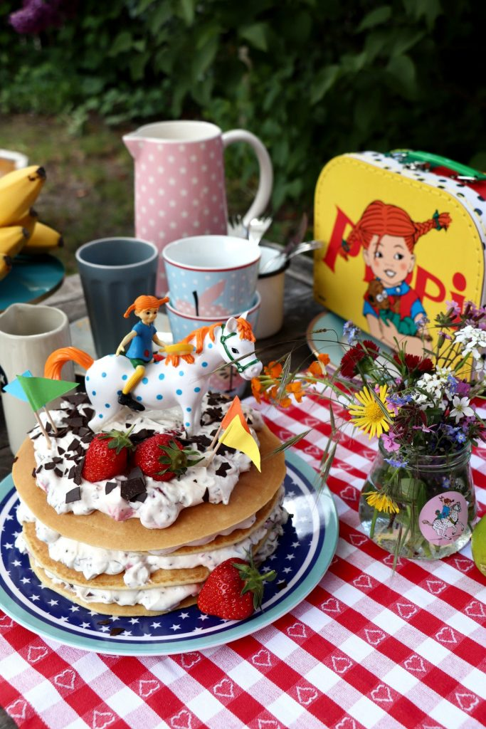 Pippi Langstrumpf Torte Rezept