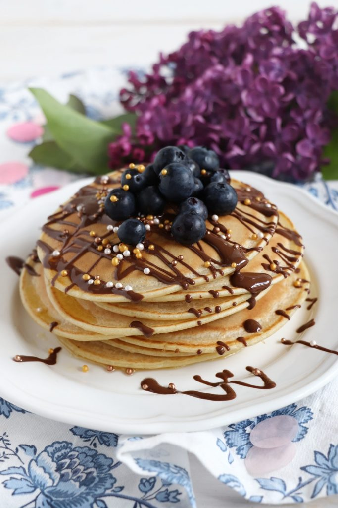 Rezept Pancakes backen