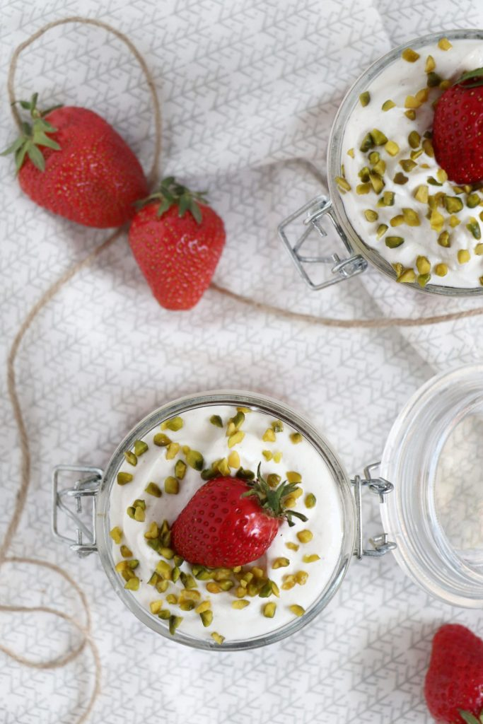 Rhabarber Rezept Dessert