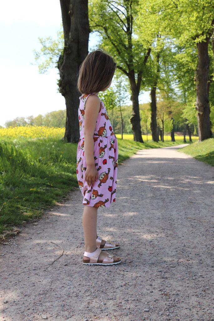 rosa Sandalen Mädchen