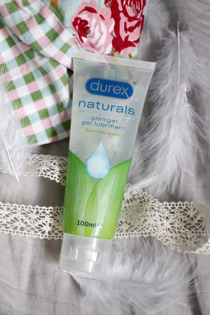 Durex Naturals Extra Sensitive Gleitgel Erfahrungen