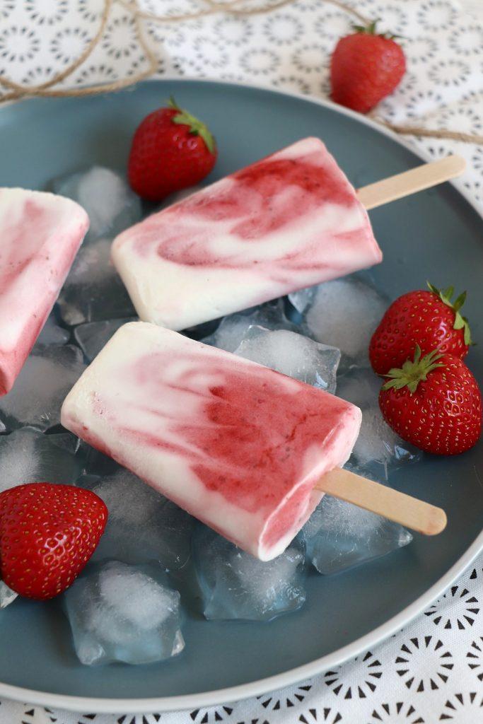 Eis selber machen Popsicle