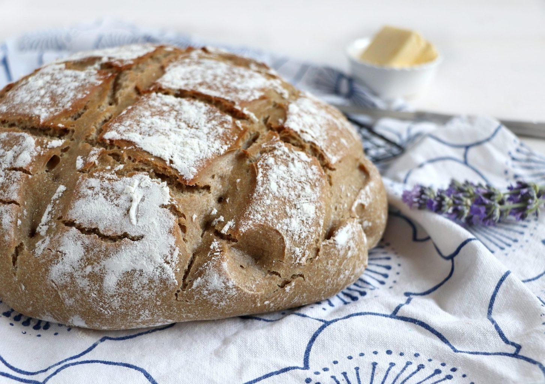 Brot Rezept Roggen