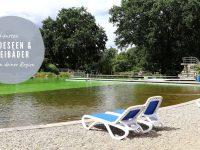 Die schönsten Badeseen und Freibäder in deiner Region (inkl. Schwimmbad-Packliste)