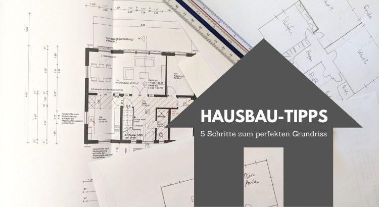 Hausbau Grundriss Einfamilienhaus