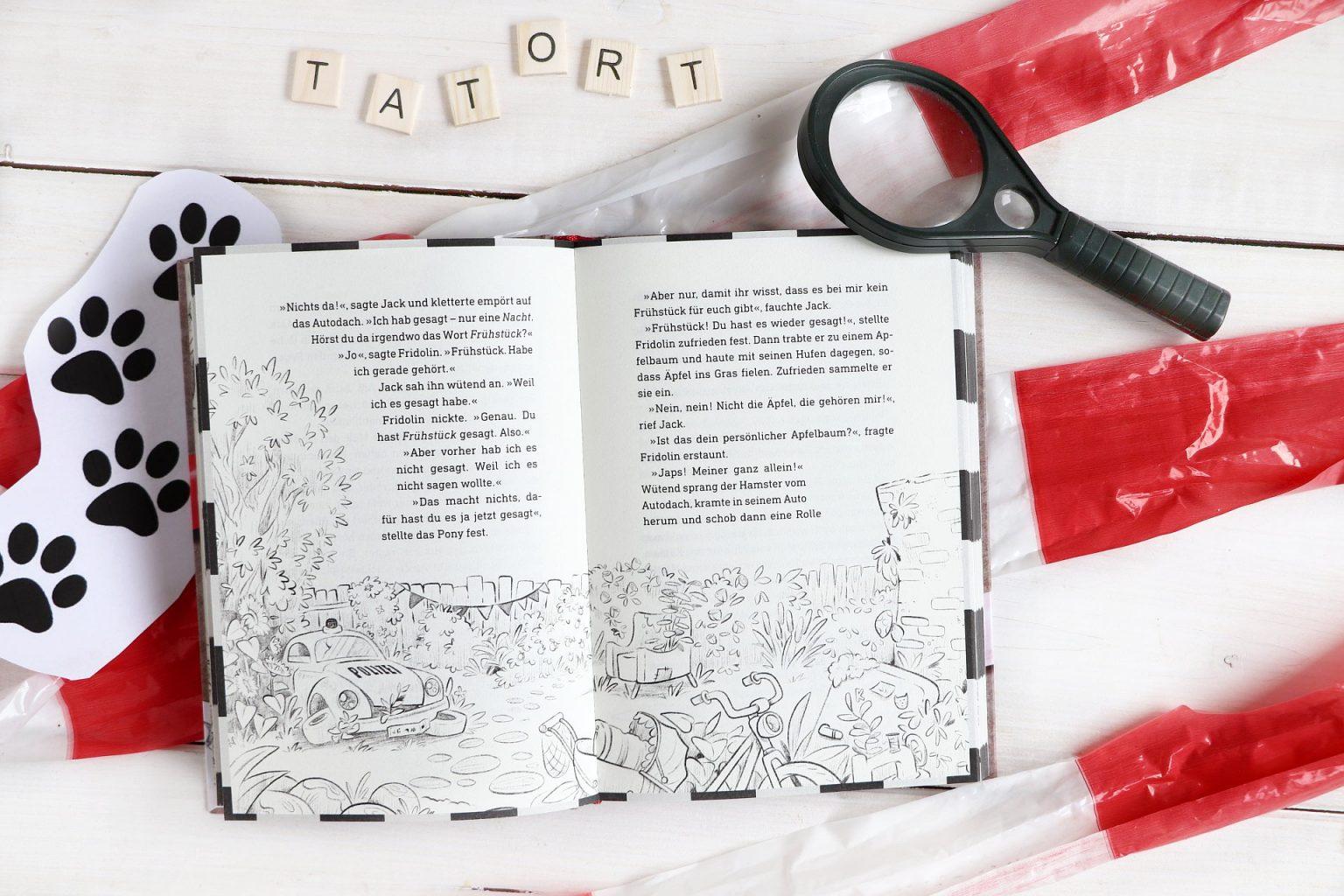 Tierpolizei Kinderbuch Tipp